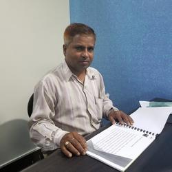 CA. Shambhu Chaudhary FCA, B Com